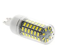 15W G9 LED-maïslampen T 69 SMD 5730 1500 lm Natuurlijk wit AC 220-240 V