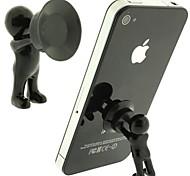 Supporto 3D uomo per smartphone stantuffo pollone
