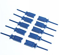 Test Hook Clip Test Clips Logic Analyzer Wiring Hook (10Pcs)