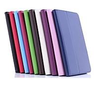 8-Zoll zwei Faltungsmuster lichee Kasten mit Standplatz für Acer Iconia Tab 8 b1-810 (farblich sortiert)