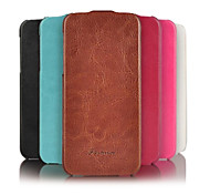 Fashion® ultra thin luxury flip cover case with Gift Box for iphone 5/5s (Assorted Color)