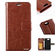 Kemile High Quality Leather Cae For ony Xperia Z3 Compact (Z3 mini) M55W (Aorted Color)