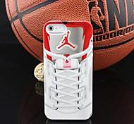 Air Jordan Sneakers Design Part II Tpu Soft Case for iPhone 5/5S(Assorted Colors)