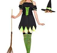 traje preto sexy halloween das mulheres bruxas