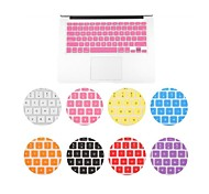 Solid Color High Quality Slim Keyboard Cover for Macbook Air 11.6 inch (Assorted Colors)