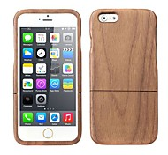 Lightweight Wooden Fashion Environmental Protective Case Back Cover for iPhone 6