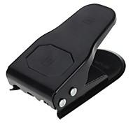 3 in Doppel Mikro-SIM-Cutter mit Mikro-Nano-Standard-SIM-Karte für iPhone 4 / 4S / 5 / 5s / 6 / ipad
