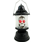 Halloween Party Large Electric Scream Ghost Lights(Random Delivery)