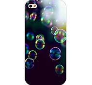 Bubble Pattern Hard Back Case for iPhone 4/4S
