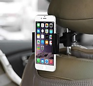 BASEUS® Universal 360 Degree Rotatable Retractable Clamp Arm Car Back Seat Bracket for iPhone 6/6 Plus/5S and Others