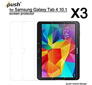 High Transparency HD LCD Screen Protector for Samsung Galaxy Tab 4 10.0 (3 Pieces)