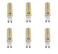 G9 - 4 Maïsvormige Lamp (Warm Wit , Dimbaar)