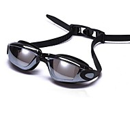 Swimming Goggles Women's Anti-Fog / Anti-Wear / Waterproof / Polarized Lense Silica Gel PC Others Others