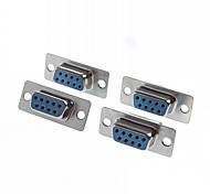 DB9 to RS232 Serial Port (4PCS)