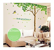 Wall Stickers Wall Decals, Style Large Tree PVC Wall Stickers
