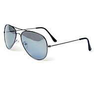 Anti-Fog Men's Aviator Alloy Retro Sunglasses