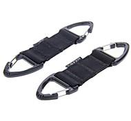 Rockway® Outdoor Unisex POM Black Easy Used Belt Quickdraw Accessories