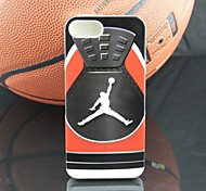 Air Jordan Sneakers Design Part IV Tpu Soft Case for iPhone 5/5S(Assorted Colors)