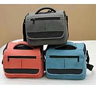 Dengpin Shoulder Messenger Camera Canvas Case Bag for Nikon D7100 D7000 D90 D3200 D5200 D5300 D3300 D600 D610