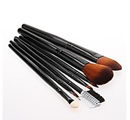 7 Makeup Brushes Set Nylon / Synthetic Hair / Others Others