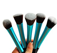 5 Makeup Brushes Set Face / Lip / Eye Others