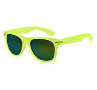 Anti-Fog Wayfarer Plastic Retro Sunglasses