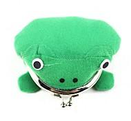Creative Frog Wallet Toad Purse