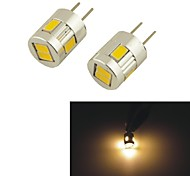 carking ™ g4-5630-6smd led interieur verlichting lamp - warm wit