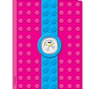 Time2U Children's Wristwatches with A Diary Fashion Silicone Band  Alloy Case  Quartz  Waterproof (Assorted Colors)
