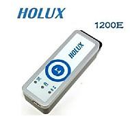 HOLUX m-1200e dados GPS Bluetooth logger receptor usb mini-gps gravador modelo de viagens