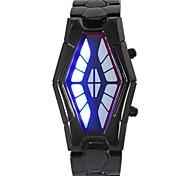 Relógio Esportivo (LED/LCD/Calendário/Cronógrafo/alarme) - Digital - Quartz