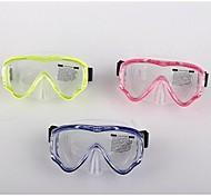 niños de buceo piel aloma (para 5-13 años de edad) máscara de snorkel am-100J