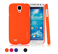 GGMM® Frosted-S4 Colorful Hard Cover Protective Case for Samsung Galaxy S4