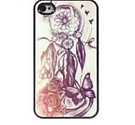 Dream Catcher Design Aluminum Case for iPhone 4/4S