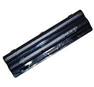 Bateria do portátil 4400mAh para Dell XPS 14 15 17 L401X L501X L502X L701X L702X 312-1123 312-1127 j70w7 jwphf r795x whxy3