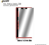 High Transparency Mirror LCD Screen Protector for Nokia Lumia 720