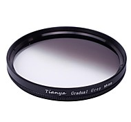 TIANYA 55mm Circular Graduated Grey Filter for Sony 18-55 55-200 Lens