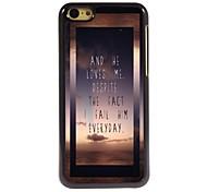The Sea Design  Aluminum Case for iPhone 5C