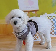 Pet  Gauze Dress  for Pets Dogs(Assorted Sizes)