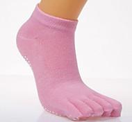 Yoga Scoks Antiskid Five Finger Socks