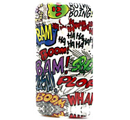 Graffiti Pattern TPU Soft  Cover for Motorola Moto G2