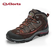 Clorts Men 2015 New Outdoor Athletic Shoes Waterproof Mountain Climbing Hiking Boots Shoe Hunting Shoes HKM-303A