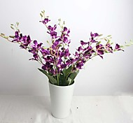 Branch Orchids Tabletop Flower Artificial Flowers
