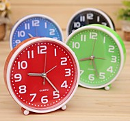 Fashion Fruit Dial Alarm Clock (Random Delivery)