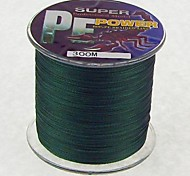 300M / 330 Yards PE Braided Line / Dyneema / Superline Fishing Line Dark Green 30LB / 35LB / 40LB / 45LB mm ForSea Fishing / Fly Fishing
