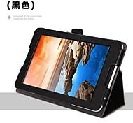 """hace 8 """"Lenovo A5500 a8-50 PCtablet tableta cubierta del caso del soporte de cuero protector"""