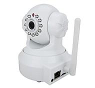 PTZ IP-камера 720p два пути говорить p2p wierless с записью Micro SD карты,