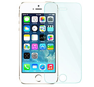 0.33mm Tempered Glass Screen Protector with Microfiber Cloth  for iPhone 5 / 5S /5C