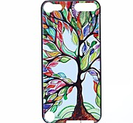 Colorful Tree Pattern PC Hard Back Cover Case for iTouch 5