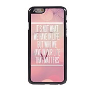 That Matters Design  Aluminum Case for iPhone 6